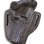 Minute Man revolver holster, black