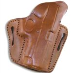 Minute Man auto holster, brown