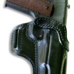 Ritchie Lightning holster, black