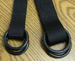 Frequent Flyer Belt buckle comparison
