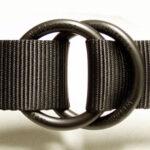 """1.5"""" Frequent Flyer Belt, Black"""