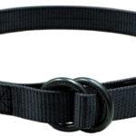 """Frequent Flyer Belt, 1.25"""" Black"""