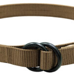 """Frequent Flyer Belt, 1.25"""" Coyote"""