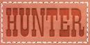Hunter alternative logo